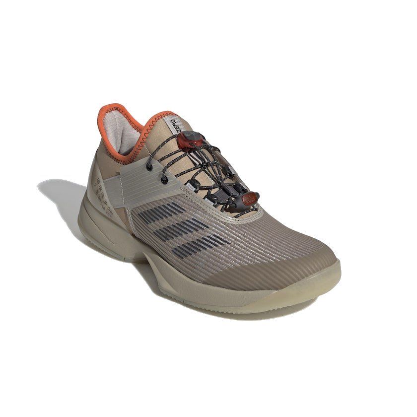 Adidas Tennis Shoes (W) – Adizero Ubersonic 3 Citified (Brown)