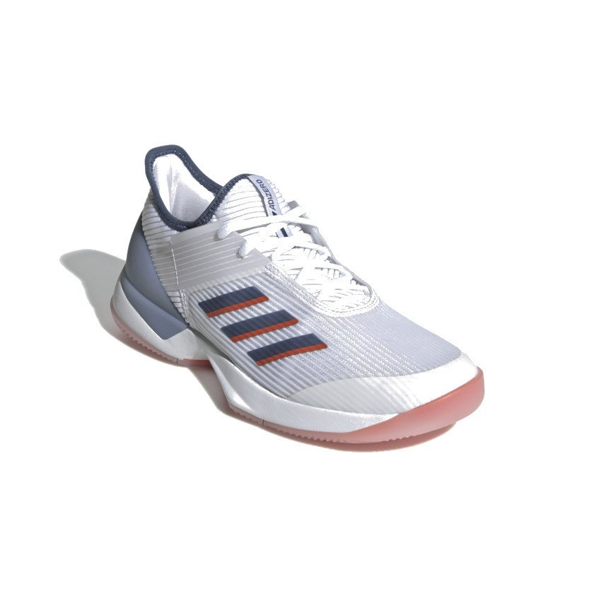 Adidas Tennis Shoes (W) – Adizero Ubersonic 3 (White)