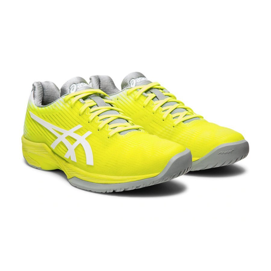 Asics Tennis Shoes (W) – SOLUTION SPEED FF (yellow)