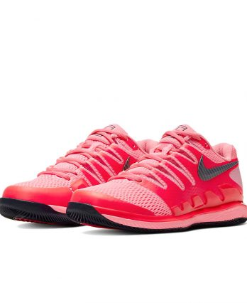 Nike Tennis Shoes – NikeCourt Air Zoom Vapor X (red)