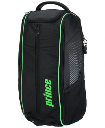 Prince Tennis Backpack – Tour Dufflepack (Black & Green)