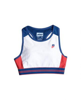 Prince Tennis Clothing – Women's White Toned Tank