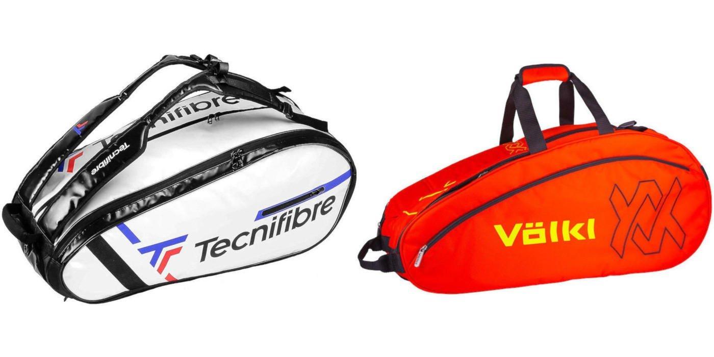 Tennis Bags from the Best Tennis Brands