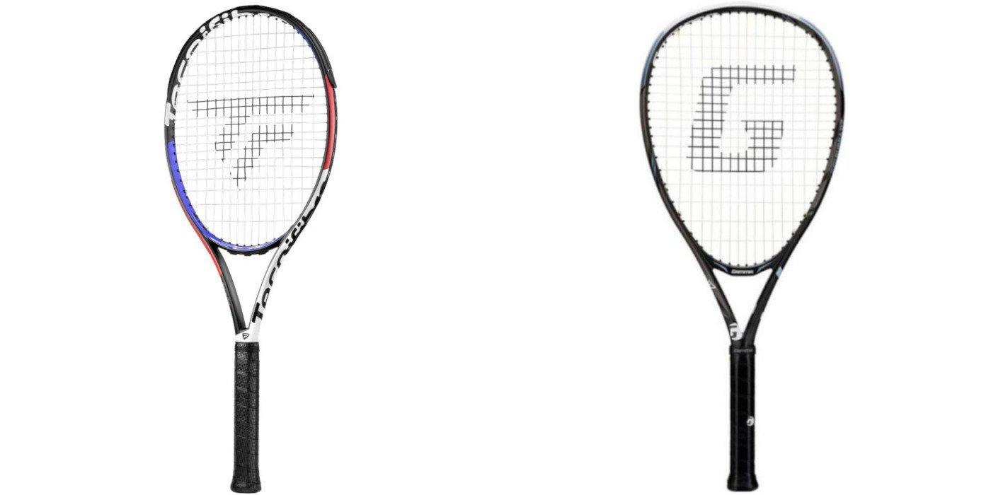 Tennis Rackets from the Best Tennis Brands