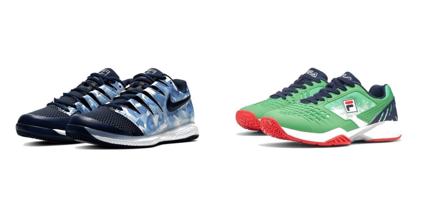 Tennis Shoes from the Best Tennis Brands
