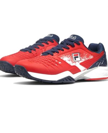 Fila Tennis Shoes – Men's Axilus 2 Energized LE (Red)